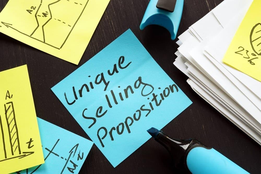 Définition de l'USP : Unique Selling Proposition