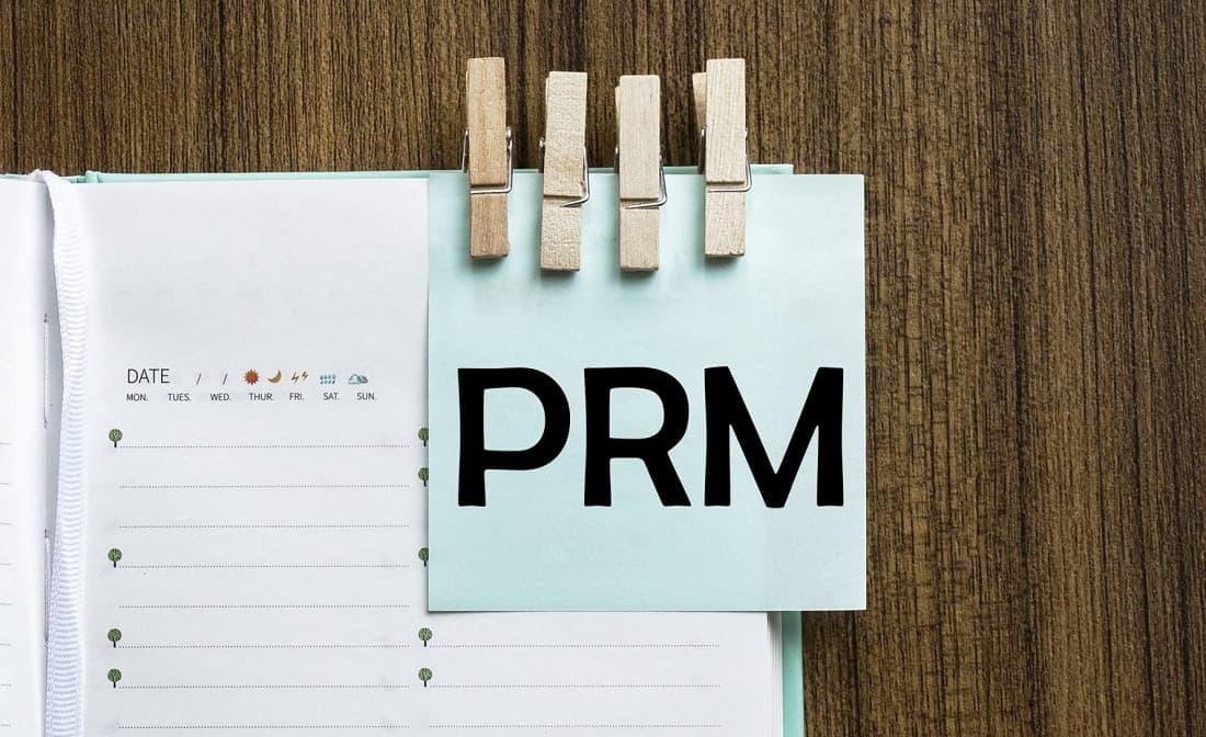 Définition de PRM