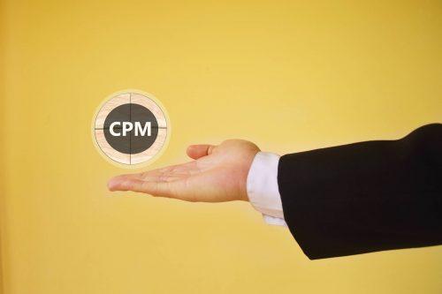 Définition de CPM (coût pour mille)